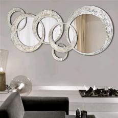 Зеркало Pintdecor P2934 Circles 178x84см