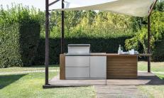 Кухня Aster cucine Outdoor