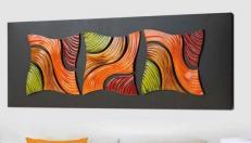Декоративная панель Pintdecor CORALLI P4348