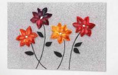 Декоративная панель Pintdecor GLITTER FLOWERS P3220