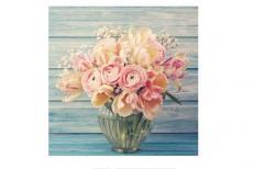 Картина Pintdecor Pink flowers g1082