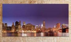Картина Pintdecor Mille luci di newyork g1164