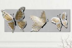 Декоративная панель Pintdecor BUTTERFLIES DELUXE P4430