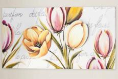 Декоративная панель Pintdecor FLOWERS PROVENCE P4434