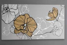 Декоративная панель Pintdecor GRAPHIC FLOWER P4424