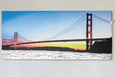 Декоративная панель Pintdecor GOLDEN GATE P4414