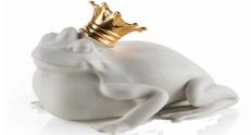 Статуэтка Villari Marie Antoniette Frog 0004517.709