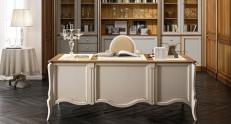 Стол письменный FM Bottega d'Arte Cezanne белый