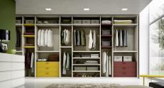 Гардеробная комната Orme Wardrobe Inca Walk-in-closet