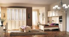 Детская комната San Michele Dea белая