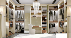 Гардеробная комната Charme Walk-in closet