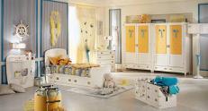 Детская комната Caroti MARINE 840/B